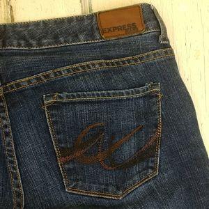 Express Skinny leg jeans